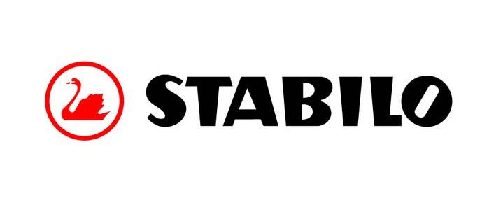 Stabilo Kugelschreiber mit Aufdruck